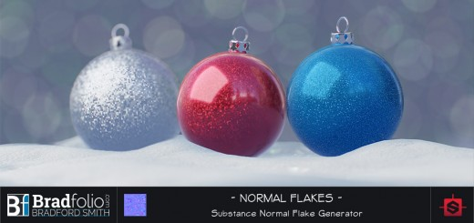 Substance Normal Flakes Featured Image
