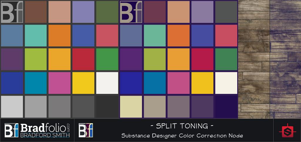 Substance Download: Split Toning Featured Image