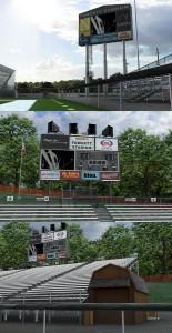 Stadium Textures