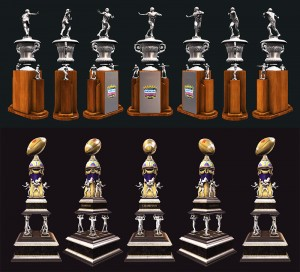 NCAA Trophies