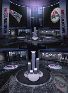 Madden NFL 08 UI Showcase