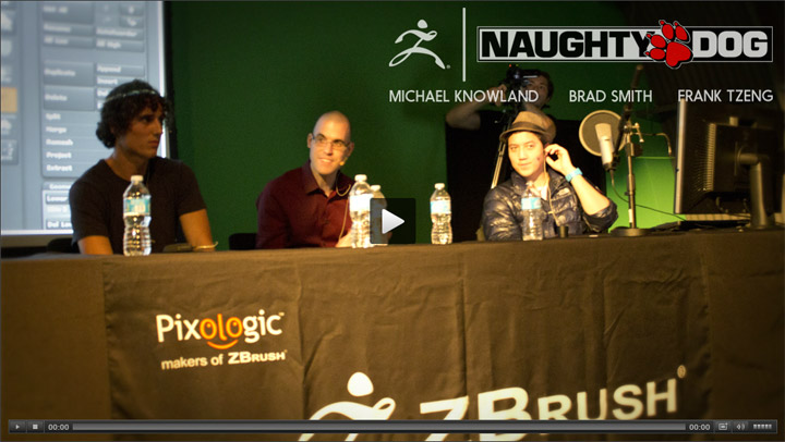 Naughty Dog ZBrush UGM Recap Video