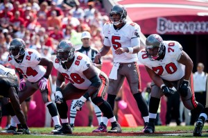 New Orleans Saints at Tampa Bay Buccaneers Players