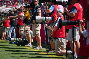 New Orleans Saints at Tampa Bay Buccaneers Photographers