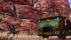 Uncharted 3 | Caravan Level