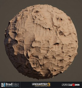 Uncharted 3 | Material: Sand Terrain