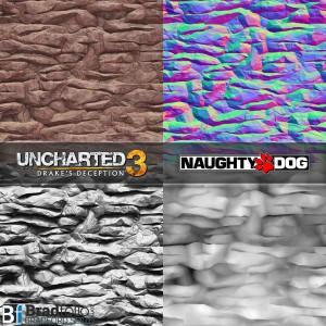 Uncharted 3 | Oasis / Caravan Textures